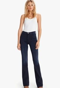 MOTHER The Slant Drama After Party Bootcut Jeans